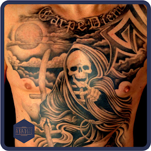 Grim Reaper Tattoos Design for PC-Windows 7,8,10 and Mac