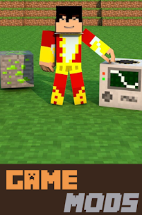 Game Mods For MinecraftPE - screenshot