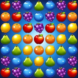 Fruits Magic Sweet Garden: Match 3 Puzzle For PC (Windows & MAC)
