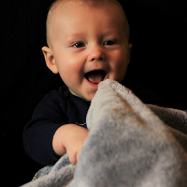 Happy Baby by Jenny Rose - Babies & Children Child Portraits