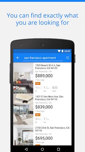 Real Estate sale & rent Trovit screenshot 4