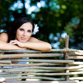 verde-albastru by Marin Dumitru - Wedding Bride
