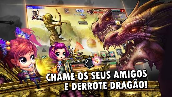 Game DDTank Brasil - Campo de Expedição APK for Windows Phone