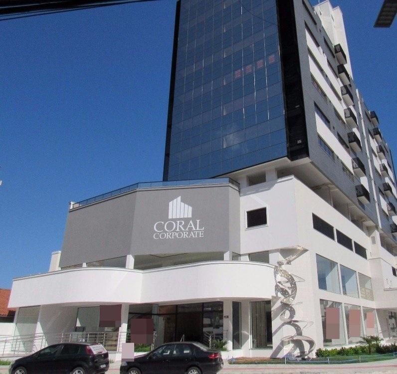 Sala à venda em Coqueiros, Florianópolis - SC