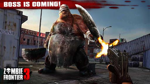 Zombie Frontier 3 - screenshot