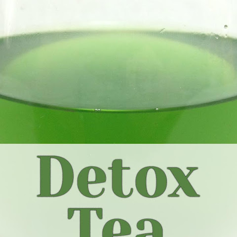 Iced Detox Green Tea