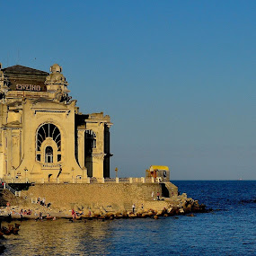Constanta by Dragos Ionescu - Buildings & Architecture Public & Historical ( old, see, casino, historical )