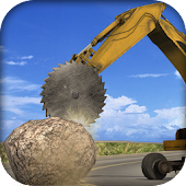 Heavy Excavator: Stone Cutter APK for Ubuntu