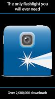 Screenshot of Super Bright Flashlight