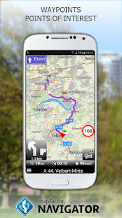 Download MapFactor GPS Navigation Maps APK for Laptop