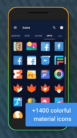 Ango - Icon Pack 1.2.6 Apk