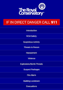 The Virtual Safety App - screenshot