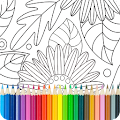 Coloring Book for Adults APK for Bluestacks