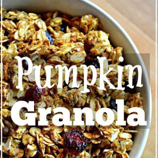 Pumpkin Almond Coconut Granola Recipes