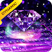 Luxury Diamond keyboard - 3D Live Icon