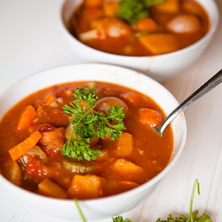 Vegan Vegetable Stew Crock Pot Recipes