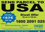 Best International Diwali Courier services in Pune