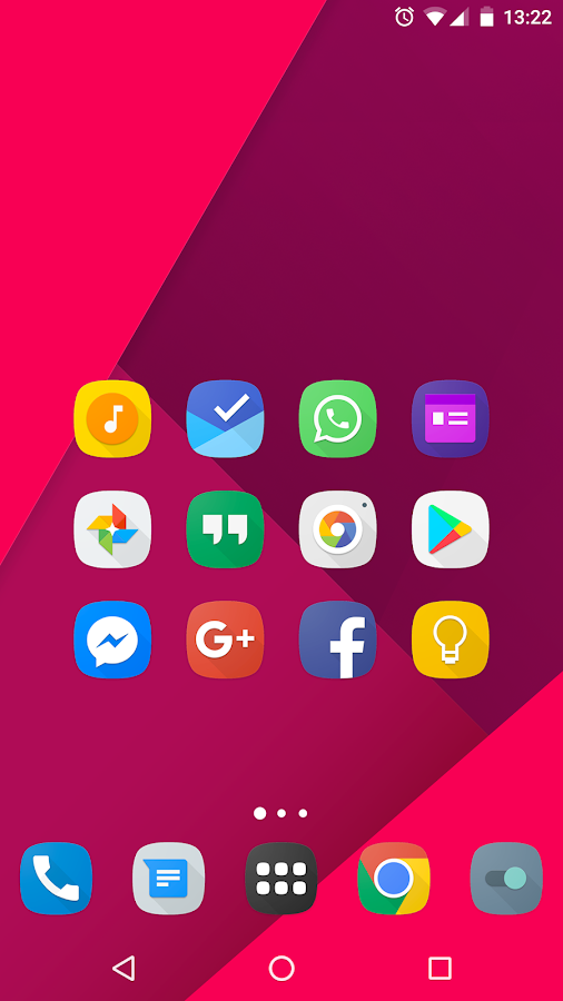 Smugy (Grace UX) - Icon Pack Screenshot 0