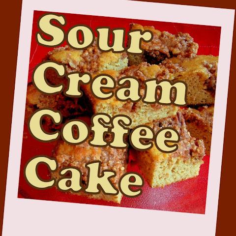 Vanilla Cake Coffee Mug With Streusel And Walnuts