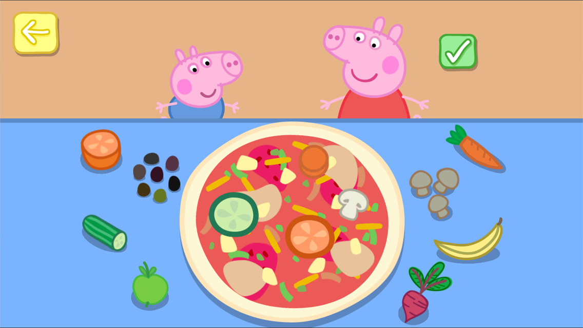 Peppa Pig: Holiday Screenshot 2