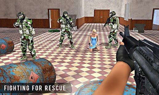 Modern Action Commando FPS for pc