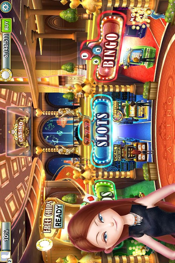 GSN Grand Casino - FREE Slots Screenshot 5