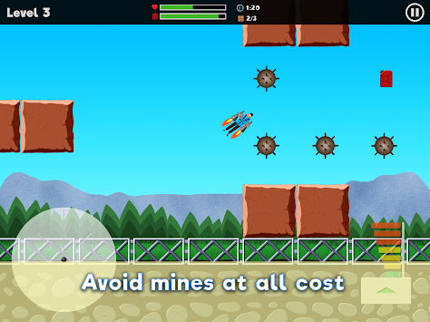 High Jet Ride apk screenshot