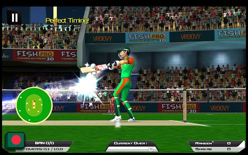 Cricket Hungama 2016- screenshot thumbnail