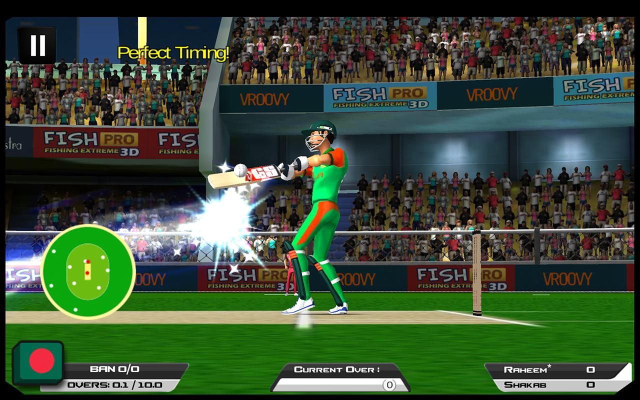 Cricket Hungama 2016 Screenshot