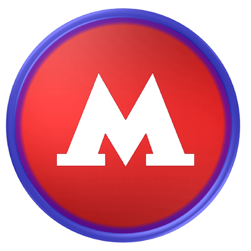 Moscow metro map 2017 (app)