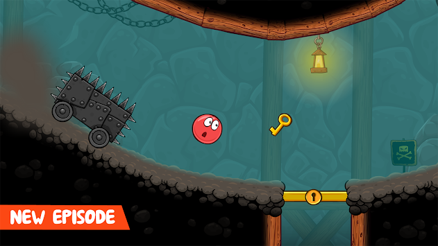 Red Ball 4 APK screenshot thumbnail 3