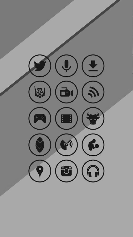 Nimbbi - Icon Pack Screenshot 1