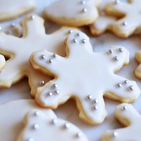 Holiday Cut-Out Butter Cookies