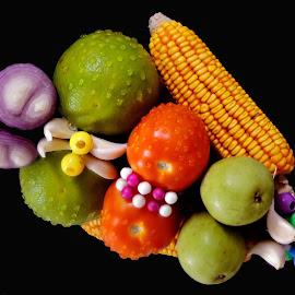 MIXED DELIGHT by SANGEETA MENA  - Food & Drink Ingredients