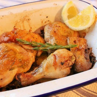 Super-speedy Roast Chicken