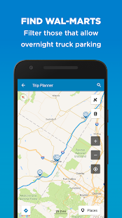 App Trucker Path – Truck Stops & Weigh Stations APK for Kindle