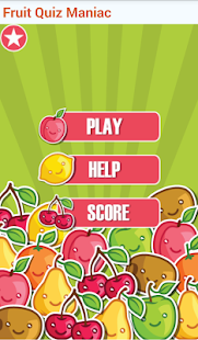 Fruits Quiz Maniac - screenshot