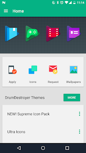 Perfect Icon Pack [BETA]- screenshot thumbnail