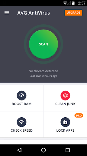 AVG AntiVirus 2018 for Android Security screenshot 1