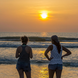 Frame Your Weekend by Jerry McGovern - People Street & Candids ( sand, summer, ocean, sunrise, beach, KidsOfSummer )