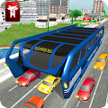 Game Elevated Bus Driving in City apk for kindle fire