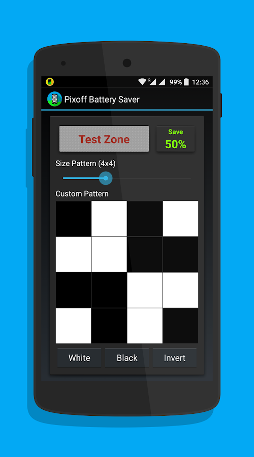 Pixoff: Battery Saver PRO Screenshot 4