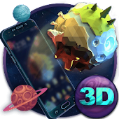 App Earth Element 3D Theme APK for Windows Phone