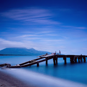 bridge to nirvana by Mahdy Muchammad - Landscapes Waterscapes