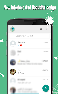 Mini WhatWeb For Whatsapp- screenshot thumbnail