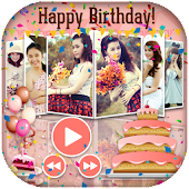 App Birthday Slideshow with Music APK for Windows Phone