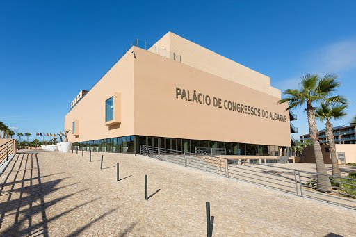 Salgados Palace & Congress Center nominee for Best Place for Congresses