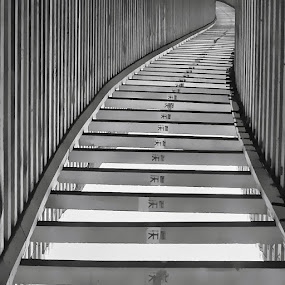 stairway to corner by Ag Adibudojo - Artistic Objects Other Objects ( artphotosquare )
