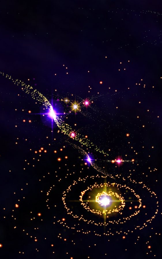 3D Stars Music Visualizer Screenshot 12