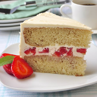 Strawberry Butter Cake Recipes